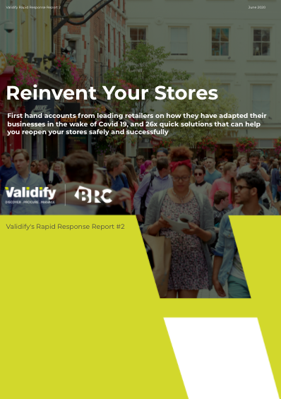 Brc Reinvent Your Stores Report