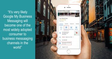 Get Started With Google My Business Messaging